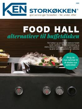 Food Hall - Alternativ til buffetdisken